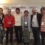 Finalizando la jornada con el equipo de @modigitales @elinmobiliario y @topicflower